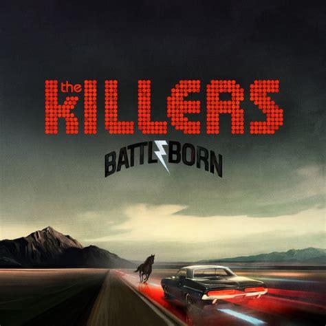 The Killers Battle Born Album Cover