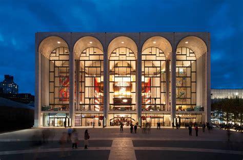 The Metropolitan Opera New York NY