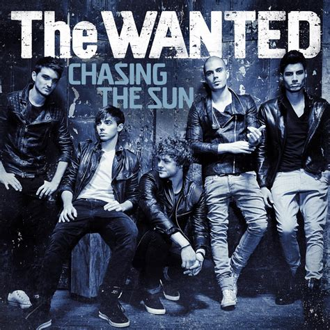 The Wanted Chasing The Sun