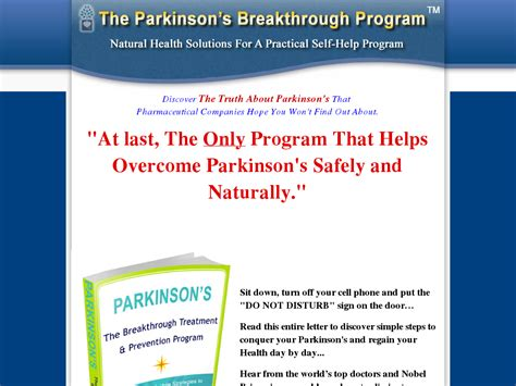 @ The-Parkinsons-Reversing-Breakthrough-High-Conversions .