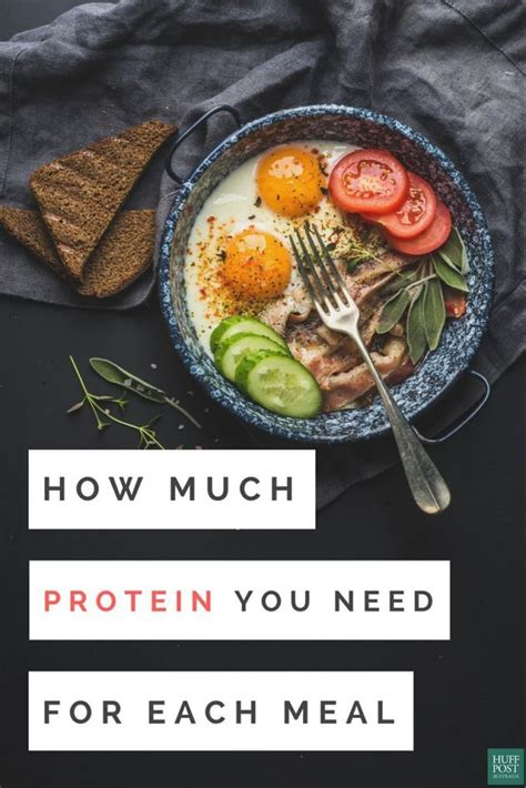 This Is How Much Protein You Need To Eat Every Day - Eatingwell.