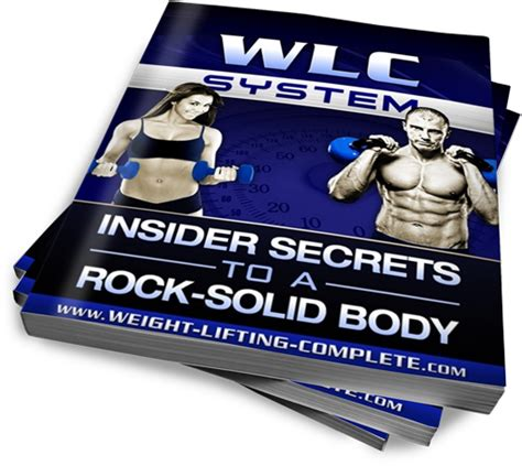 [click]this Is How The Wlc System Works - Weight Lifting Complete.