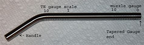 Throat Erosion  Muzzle Wear Gauge M1 Garand.