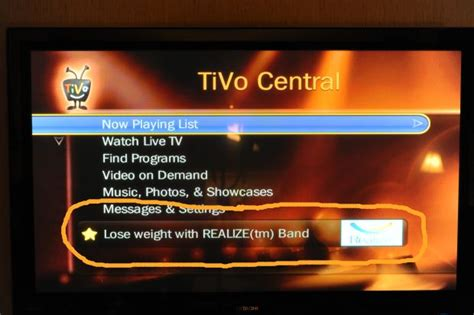 TiVo Commercial