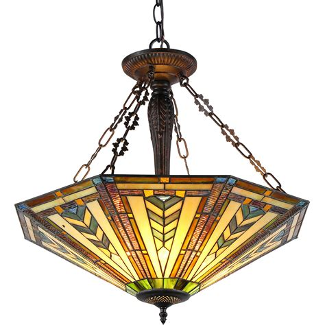 Tiffany Ceiling Lights - Walmart Com.
