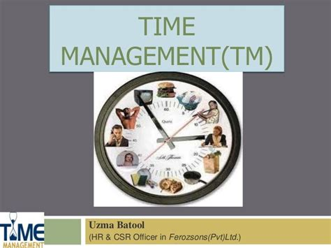 [pdf] Time Management Ppt Presentation For Employees.