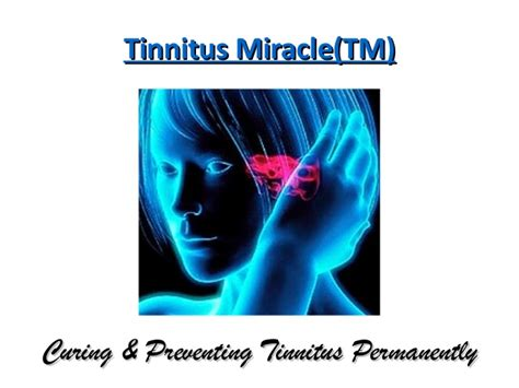 Tinnitus Miracle(tm) ~ 1 Tinnitus Cure On Cb ~ Top Aff=$389k/mon.