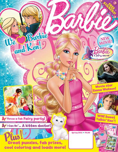 Titan Magazines Barbie 2013