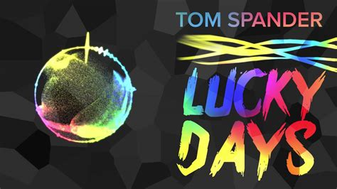 @ Tom Spander - Lucky Days.