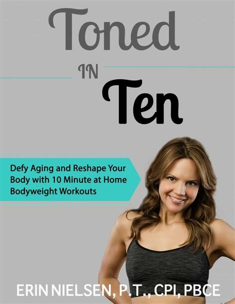 Toned In Ten Review Top Workout Programs.