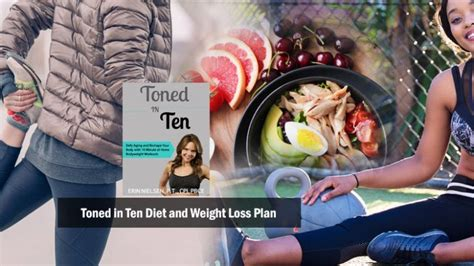Toned In Ten By Erin Nielsen Review - The Fitness Junkie Blog.