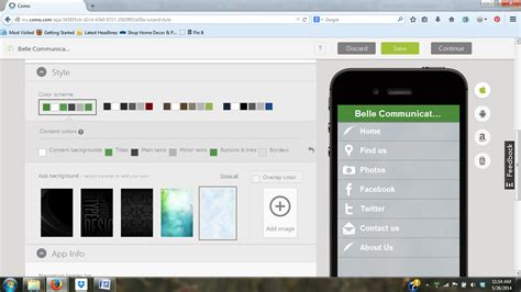 Toolkit Tuesday: Build A Mobile App With Como Diy App Creator.