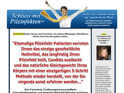 Top 10 Schluss Mit Pilzinfekten (tm)~ Yeast Infection No More (tm) In
