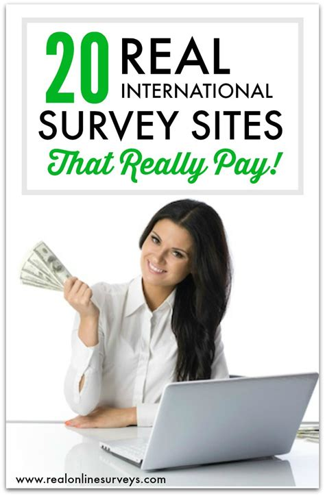 Top 20 Paid Survey Sites: Make Money Taking Legit Online Survey.