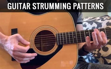 @ Top 5 Strumming Patterns On Guitar - Pinterest.