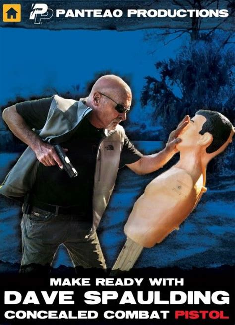 Top Make Ready With Dave Spaulding Conceealed Pistol .