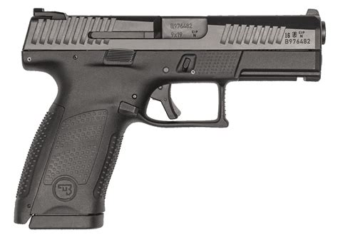Top P-10 Cmpct 9mm Black 4 15 1 Cz Usa.