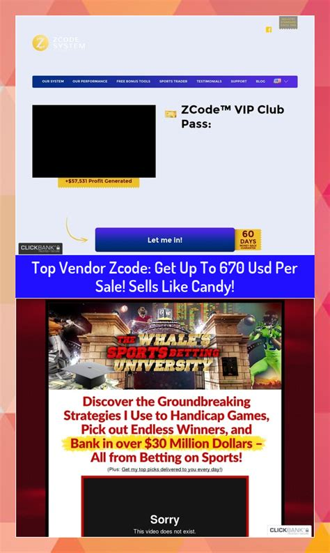 @ Top Vendor Zcode Get Up To 670 Usd Per Sale Sells Like .