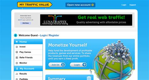 [click]total Web Traffic Review - Is Total Web Traffic A Scam Or .