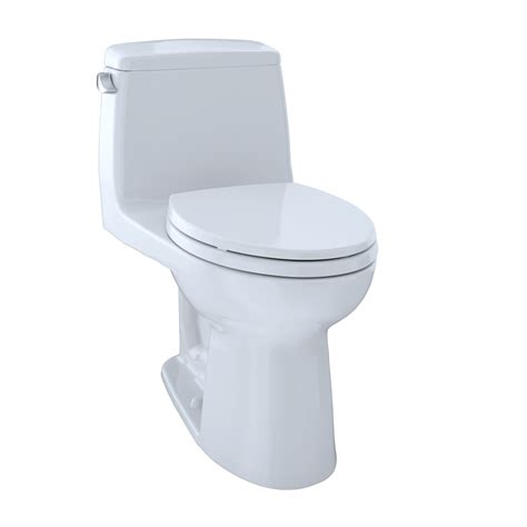 Toto Ultramax Elongated One Piece Toilet Ms854114el 01 .