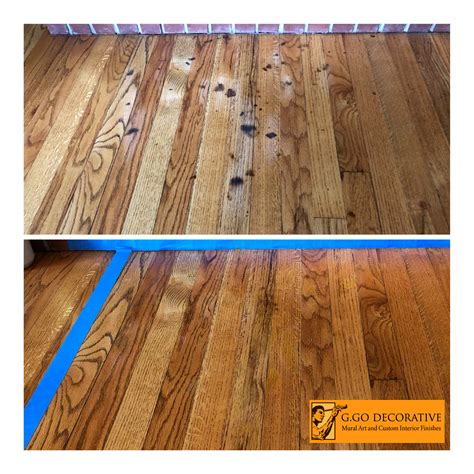 Touch Up Wood Floors
