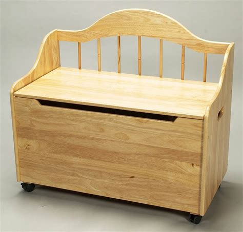 Toy Box Bench Plans Uk