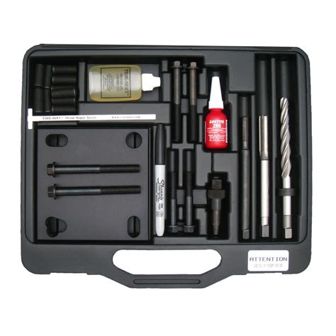 Toyota Time-Sert  2200 Head Bolt Thread Repair Tool Kit .