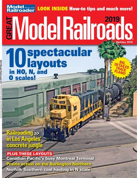Track Plan Database - Model Railroader Magazine - Trains.com.