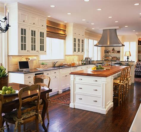 Traditional Kitchens Images