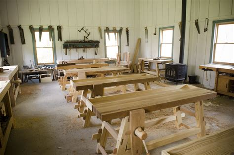 Traditional Woodworking School