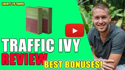 Traffic Ivy Review - *please See* This Before Buying! / Viewpure.