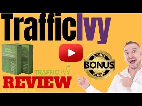 Traffic Ivy Review. Build A Steady Viral Traffic Stream From Traffic.