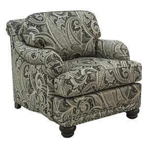 Transitional Accent Chairs Nebraska Furniture Mart White .