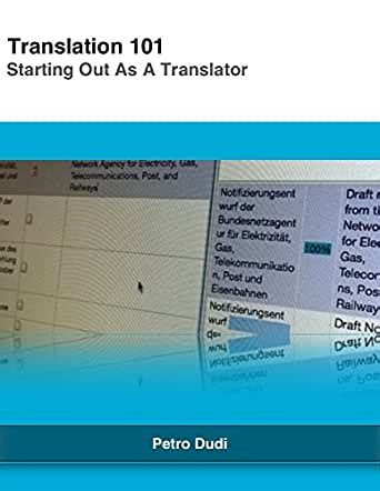 [click]translation 101 Starting Out As A Translator By Petro
