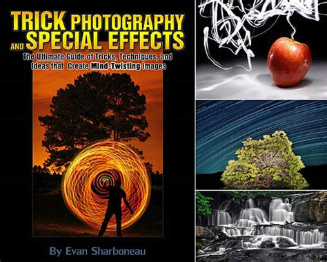 @ Trick Photography And Special Effects By Evan Sharboneau.