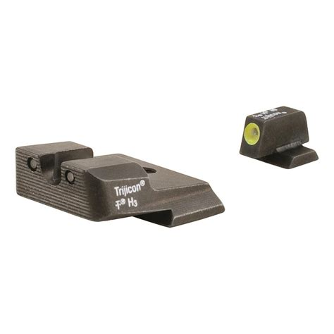 Trijicon Hd Night Sights Smith  Wesson M P - 703907 .
