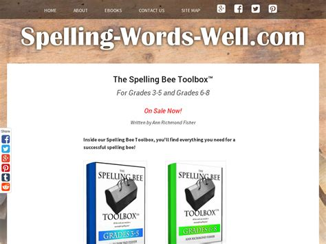[click]tripod Com - The Spelling Bee Toolbox Tm.