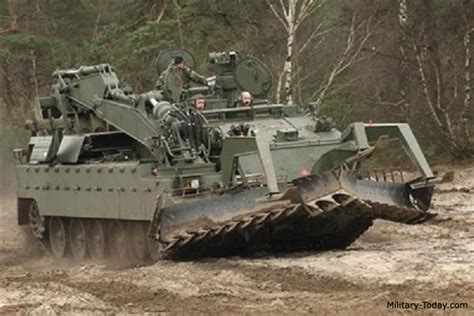 Trojan Combat Engineering Vehicle Military-Today.com Cevs And.