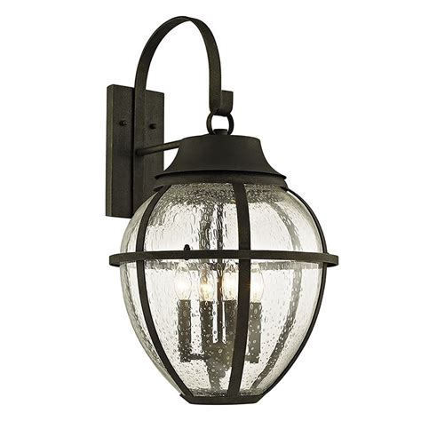 Troy Lighting Bunker Hill Vintage Bronze Outdoor Wall .