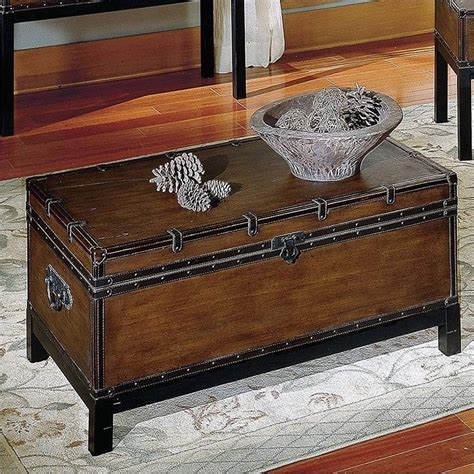 Trunk Coffee Table Antique