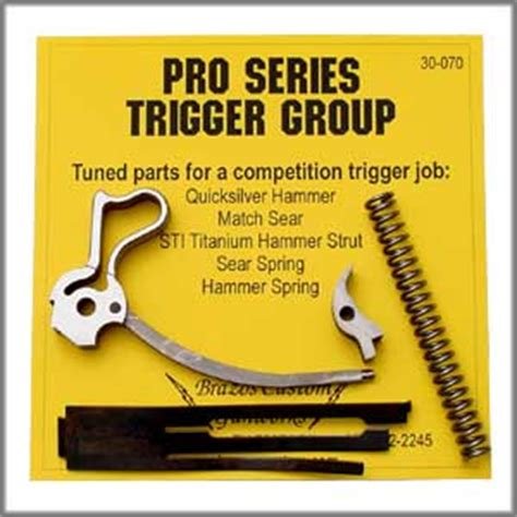 Tuned Trigger Group Bcg - Pro Series.