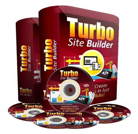 [click]turbo Site Builder Software With Resale Rights.