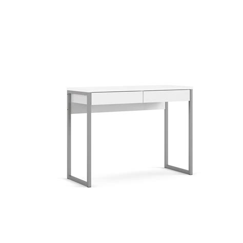 Tvilum Walker 2 Drawer Desk - Walmart Com.