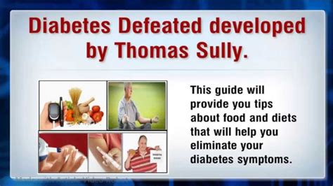 [click]type 2 Diabetes Defeated Review   Does It Work Or Scam .