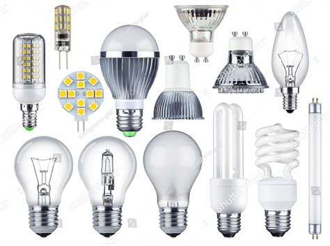 Types of Light Bulbs