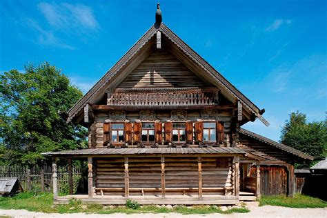 Typical Homes in Moscow Russia