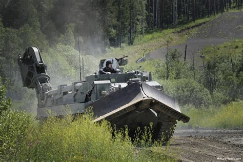 Ubim Armored Engineer Vehicle Military-Today.com.