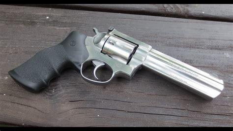 Ultimate 357 Magnum The 5 Ruger Gp100.
