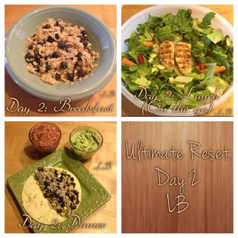Ultimate Reset Cleanse - Beachbodys Ultimate Reset Transforms.