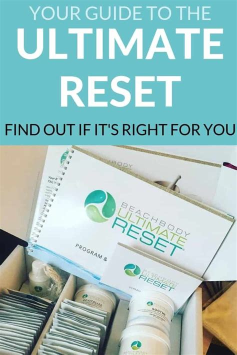 Ultimate Reset: Everything You Need To Know About Beachbodys.